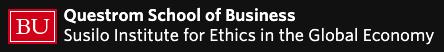 Susilo Institute for Ethics in the Global Economy